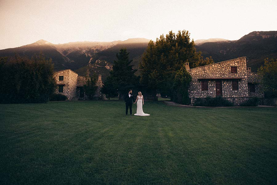 Stunning Wedding in the Countryside